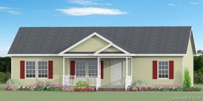 Kannapolis Single Family Home For Sale: 9999 Waldroup Lane