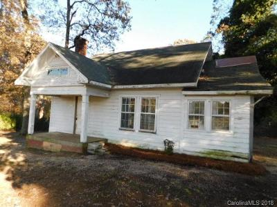 Mount Pleasant NC Single Family Home Under Contract-Show: $49,900