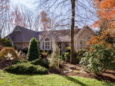 Hendersonville Single Family Home For Sale: 57 Old Hickory Trail