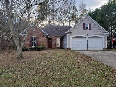 Charlotte Single Family Home For Sale: 11226 Isthmus Court