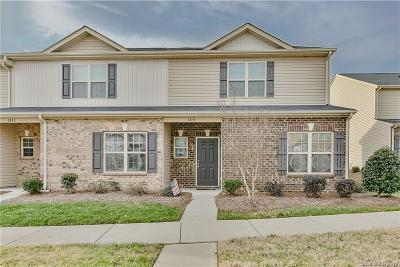 Indian Trail Condo/Townhouse Under Contract-Show: 6834 Creft Circle