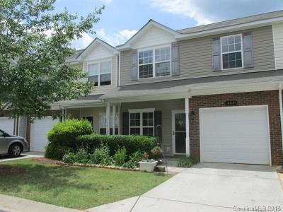 Fort Mill Condo/Townhouse For Sale: 465 Delta Drive