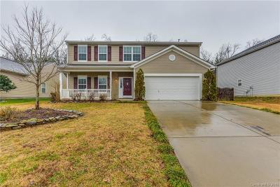 Cabarrus County Single Family Home For Sale: 11634 Mud Drive