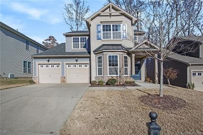Charlotte NC Single Family Home For Sale: $276,000