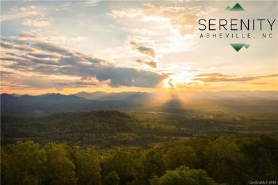 Asheville Residential Lots & Land For Sale: 204 Serenity Ridge Trail #Lot 11