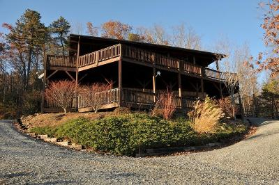 McDowell County Single Family Home For Sale: 171 Sally Gap Road