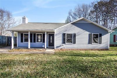 Single Family Home For Sale: 9139 Moss Cove Court