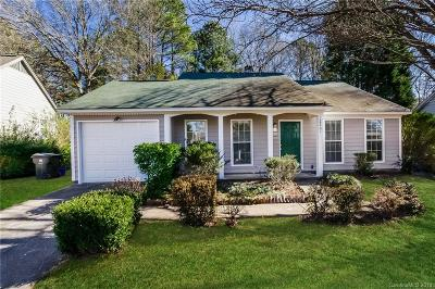 Pineville Single Family Home For Sale: 12201 Danby Road