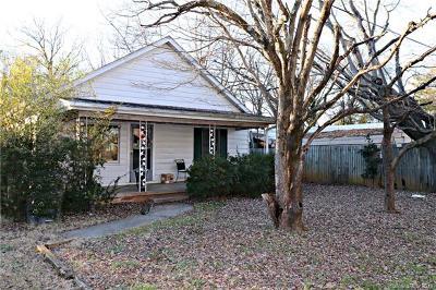 Kannapolis Single Family Home For Sale: 2734 Ridge Avenue