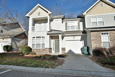 Charlotte NC Condo/Townhouse For Sale: $209,900
