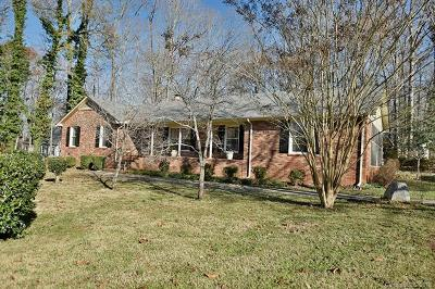 Rock Hill Single Family Home For Sale: 3378 Linda Court