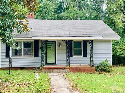 Wadesboro Single Family Home For Sale: 102 Odom Street