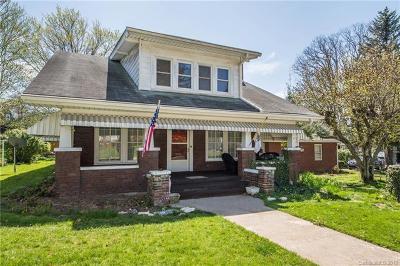 Canton Single Family Home For Sale: 130 Academy Street