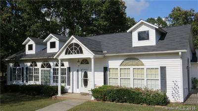 Waxhaw Single Family Home Under Contract-Show: 2529 Porter Drive