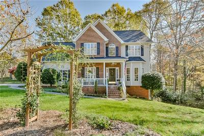 Matthews Single Family Home Under Contract-Show: 913 Gateshead Lane