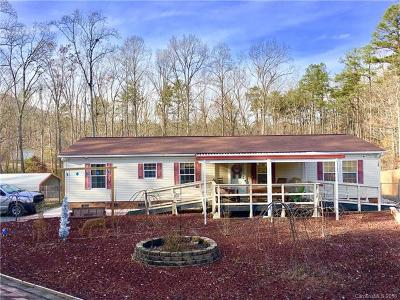 Kings Mountain Single Family Home For Sale: 126 Pine Cone Lane #.75 Acre
