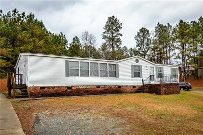 Caldwell County Single Family Home Under Contract-Show: 5064 Hurricane Hill Road