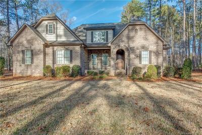 Belmont Single Family Home For Sale: 2930 Lake Front Drive