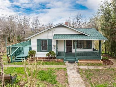 Asheville Single Family Home Under Contract-Show: 15 Third Street #1