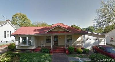 Kannapolis Single Family Home For Sale: 513 Spring Street