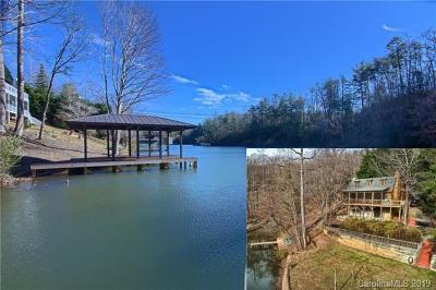 Lake Lure Single Family Home For Sale: 227 Garner Drive