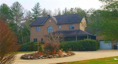 Fletcher Single Family Home Under Contract-Show: 15 Knoll Drive