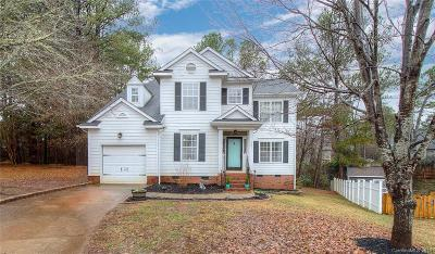 Rock Hill Single Family Home Under Contract-Show: 1401 Saint Katherines Way