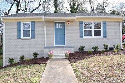 Davidson Single Family Home For Sale: 201 Gamble Street