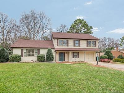 Single Family Home Under Contract-Show: 3800 Highview Road