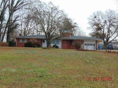 Lenoir Single Family Home For Sale: 2371 Walt Arney Road