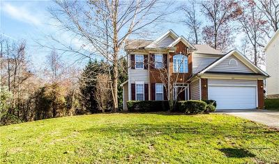 Charlotte Single Family Home Under Contract-Show: 3834 Sipes Lane