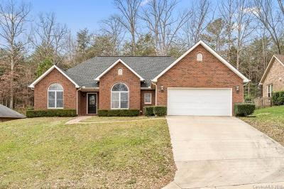 Fort Mill Single Family Home For Sale: 760 Monticello Drive