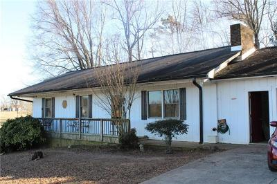 Conover NC Single Family Home For Sale: $124,900