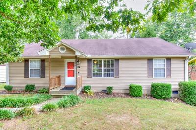 Single Family Home For Sale: 139 Wyoming Road