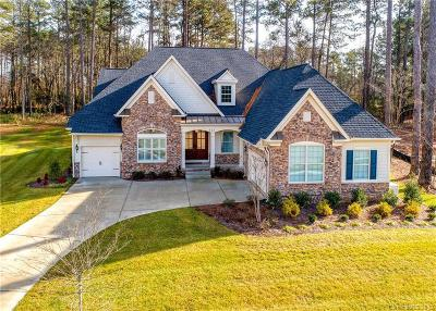 Waxhaw, Weddington Single Family Home For Sale: 322 Turtleback Ridge