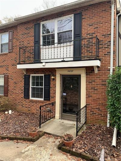Condo/Townhouse Under Contract-Show: 11031 Hunter Trail Lane