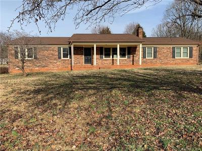 Lincolnton Single Family Home Under Contract-Show: 3134 Lee Lawing Road