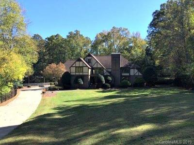 Cabarrus County Single Family Home For Sale: 3039 Chelwood Drive NW