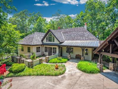 Lake Lure NC Single Family Home For Sale: $2,900,000