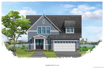 Mooresville Single Family Home For Sale: 104 Sisters Cove Court #Lot 7