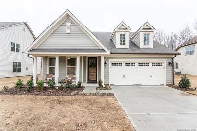 Waxhaw Single Family Home For Sale: 5215 Sequoia Lane