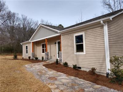 Waxhaw Single Family Home For Sale: 9908 Ben Price Road