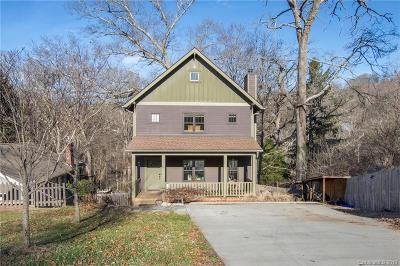 Asheville Single Family Home Under Contract-Show: 31 Buckingham Court