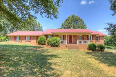 Stanly County Single Family Home For Sale: 8224 Griffin Greene Boulevard