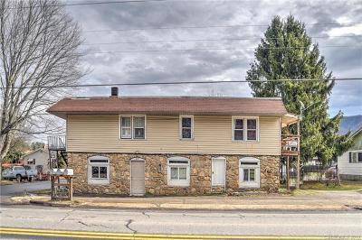 Waynesville Multi Family Home For Sale: 415 Allens Creek Road
