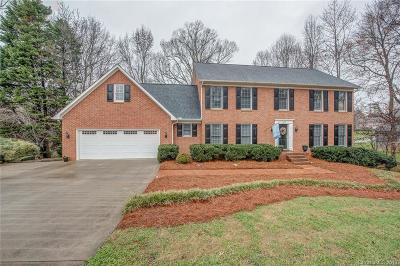 Gastonia Single Family Home For Sale: 3446 Thoroughbred Court