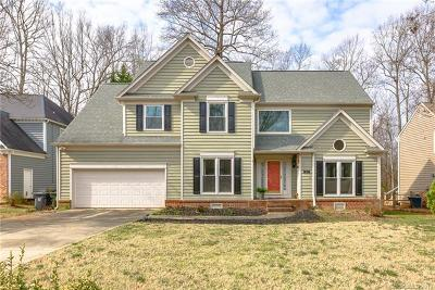 Cedarfield Single Family Home For Sale: 8630 Summerfield Lane
