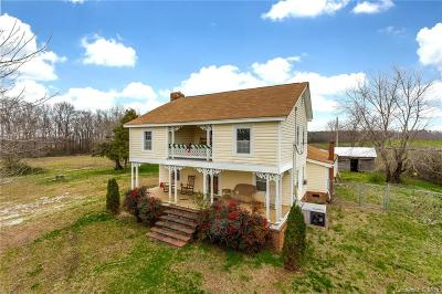Monroe Single Family Home For Sale: 913 Walters Mill Road