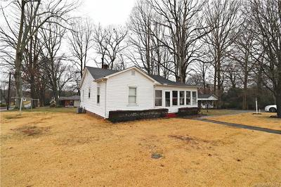 Kannapolis Single Family Home For Sale: 820 Cold Water Extension