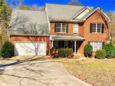 Single Family Home For Sale: 3418 Marble Clay Court